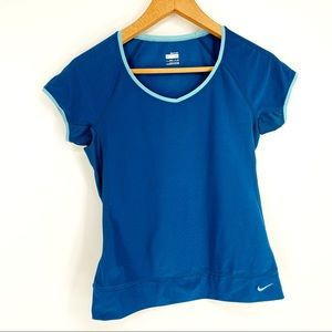 NIKE fit-dri fitness tshirt